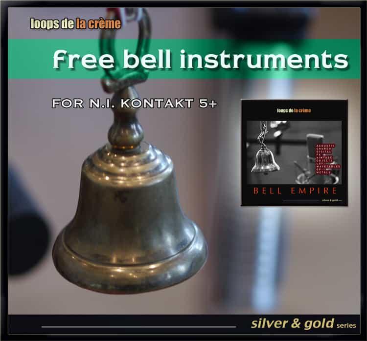 5 Free Bell Instruments for Kontakt 5 | Kontakt Libraries